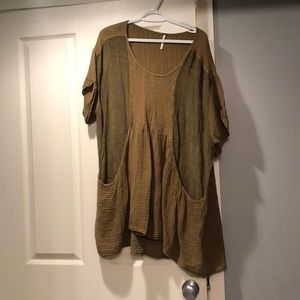 Free People Flowy Dress Small